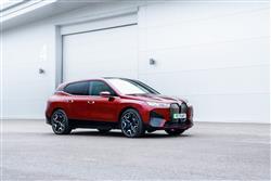 Car review: BMW iX