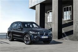 Car review: BMW iX3
