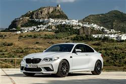 Car review: BMW M2 Competition