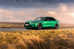 Car review: BMW M3 Competition