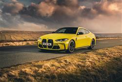Car review: BMW M4 Competition