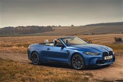 Car review: BMW M4 Competition Convertible