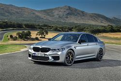 Car review: BMW M5 Competition