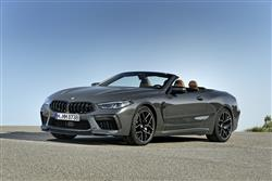 New BMW M8 Competition review