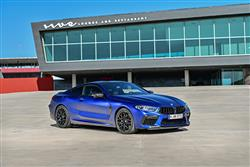 Car review: BMW M8 Competition