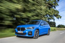 New BMW X1 xDrive 20d review