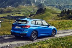 New BMW X1 xDrive25e review