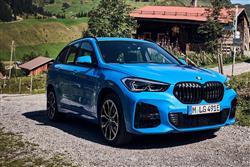 Car review: BMW X1 xDrive25e