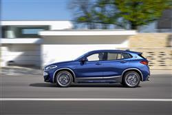 New BMW X2 xDrive25e review