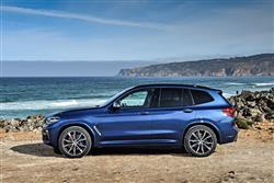 BMW X3 xDrive20d MHT M Sport 5dr Step Auto [Tech Pack]