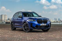 Car review: BMW X3 M40i
