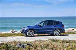 New BMW X3 M40i review