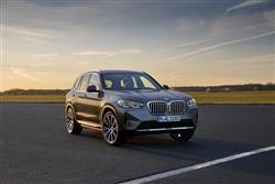 Car review: BMW X3 xDrive 30e
