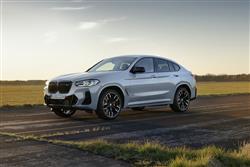 Car review: BMW X4