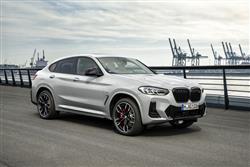 Car review: BMW X4 xDrive 20d