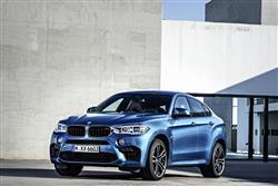 Car review: BMW X6 M