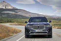 New BMW X7 review