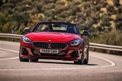 New BMW Z4 review