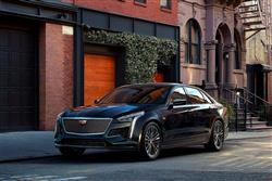 Car review: Cadillac CTS-V