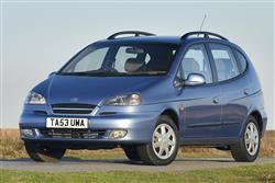 Car review: Chevrolet Tacuma (2004 - 2009)