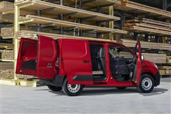 New Citroen Berlingo Van review