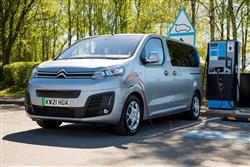 Car review: Citroen e-SpaceTourer