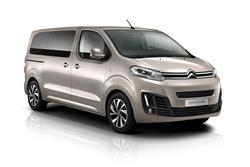 New Citroen SpaceTourer review