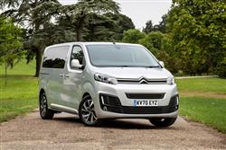 Car review: Citroen SpaceTourer