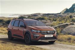 Car review: Dacia Jogger