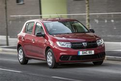 Car review: Dacia Sandero Blue dCi 95