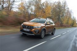 Car review: Dacia Sandero Stepway