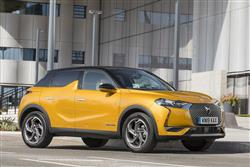 Car review: DS 3 Crossback