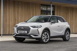 Car review: DS 3 Crossback E-TENSE