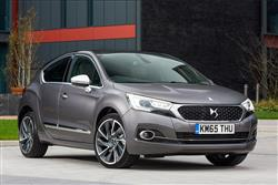 Car review: DS 4 BlueHDi 120