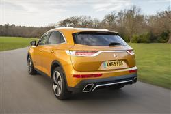 New DS 7 Crossback review