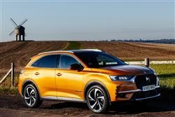 Car review: DS 7 Crossback