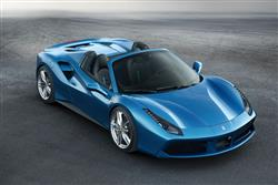 Car review: Ferrari 488 Spider