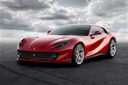 Car review: Ferrari 812 Superfast