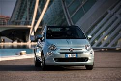 Car review: Fiat 500C