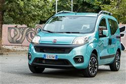 Car review: Fiat Qubo 1.4