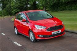 Car review: Ford C-MAX 1.5 TDCi