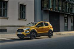 Car review: Ford EcoSport Active