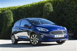 Car review: Ford Fiesta 1.5 TDCi