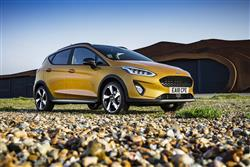 Car review: Ford Fiesta Active