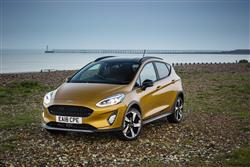 Car review: Ford Fiesta Active B&O Play 1.0T 125PS