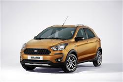 Car review: Ford KA+ Active