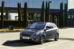 Car review: Ford KA+
