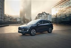 Car review: Ford Kuga Hybrid