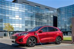 Car review: Ford Kuga PHEV