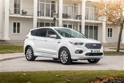 Car review: Ford Kuga Vignale